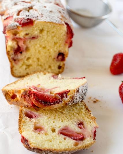 fragole cake